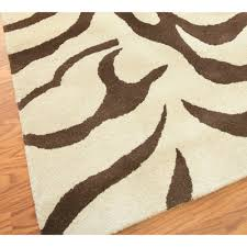 Brown Zebra Area Rug Best Brown Zebra Rug Really Brown Zebra Rug Design