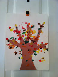 fall leaves craft for toddlers macens board crafts ideas kid