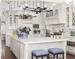 Blue And White Kitchen Ideas Amazing Blue And White Kitchens Pinterest Free Amazing Wallpaper