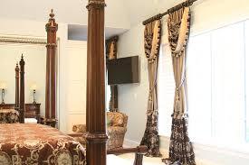 luxury bedroom curtains luxury bedroom curtains glencoe illinios traditional bedroom