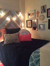 Bedroom Adorable Build Your Own by Adorable College Dorm Room At Harding University Coral Navy