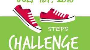 Challenge Steps 30 Day Steps Challenge