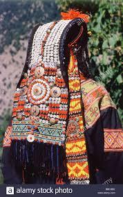 pakistan chitral rumbur valley kailash s decorative stock