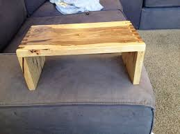 Sofa Arm Table by Sofa Arm Table By Jasonjenkins Lumberjocks Com Woodworking