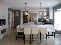 Kitchen Island With Table Attached Trends Also Extension Images - Kitchen island with table attached