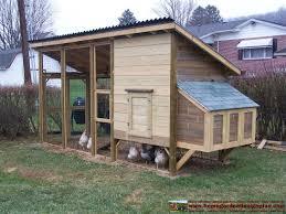 Backyard Chicken Coop Plans by Chicken Coop Plans How To Build 10 Coop Plans How To Build A