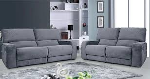 fabric sofa recliner home interior design ideas