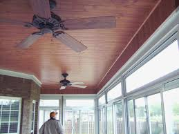 plank ceiling system