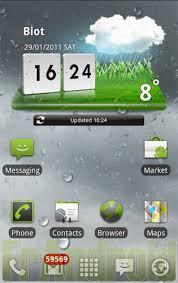 telecharger meteo sur le bureau le widget météo du lg optimus 2x en téléchargement pour tous frandroid