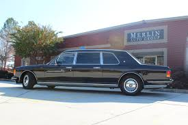 rolls royce silver spur used 1993 rolls royce silver spur ii touring limousine stock p3012