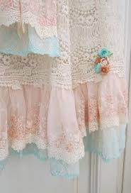Pastel Coloured Curtains Shabby Chic Curtains These Pastel Colors Shabby Chic
