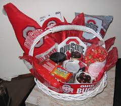 ohio gift baskets taste of toledo go bucks gift basket cincinnati ohio gift baskets