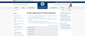 applying for us citizenship application form mino vawebs