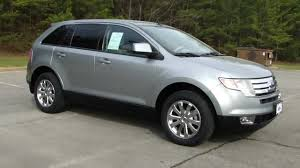2007 ford edge limited news reviews msrp ratings with amazing