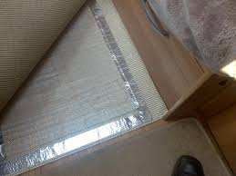 Underfloor Heating For Laminate Flooring Thinking Of Fitting A Caravan Floor Heater Or Motorhome Floor