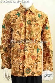 desain baju batik untuk acara resmi jual baju batik pria untuk acara formal batik kombinasi tulis motif