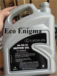 lexus approved used warranty guyana lexus genuine engine motor oil 5w 40 fully synthetic batu