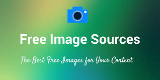 53 free image sources for your and social media posts
