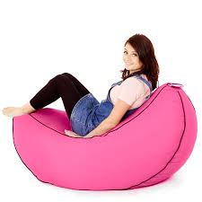 Bean Bag Gaming Chair Banana Bean Bag Big Gaming Seat Beanbag Large Lounger Gamer Chair
