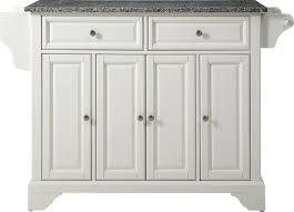 dahlia kitchen island with granite top u0026 reviews joss u0026 main