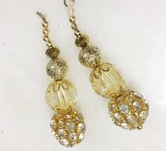 latkan earrings tassels hangings the neel creations