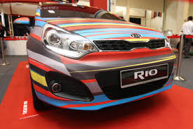 kia hatchback kia rio hatchback teased ahead of malaysian launch