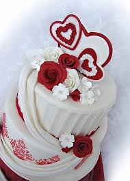 30 best valentines day cake images on pinterest valentine cake