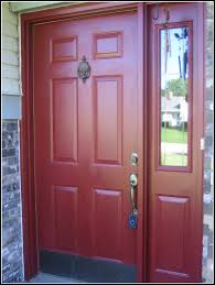 How To Paint An Exterior Door Front Door Colors For House How To A Color Grey Exterior