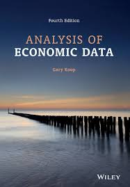 analysis of economic data amazon co uk gary koop 9781118472538