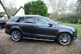 audi a7 parking land rover discovery audi q7 or volvo xc90 my car heaven