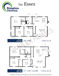 house plan simplex homes modular homes maryland prices