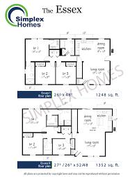 house plan simplex homes prefab homes pa prices modular homes