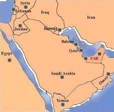 middle east map with countries maps missing israel