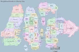 Liberty State Park Map by Image Liberty City Iv Mapa 2 Northwood2 Jpg Gta Wiki