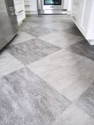 kitchen floor ideas pinterest harlequin tile floors harlequin of grey on grey tiles is used