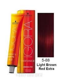 can you mix igora hair color schwarzkopf igora vibrance tone tone hair color 5 88 light