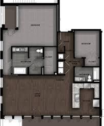 two bedroom three19 2 bedroom layout b6