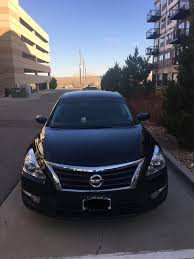 nissan altima black 2013 black nissan altima 2 5 s for 13000 single owner clean