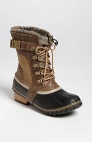 womens duck boots size 12 sorel conquest boot womens autumn bronze size 12 m