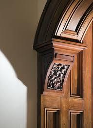 Wooden Arch Designs Hall