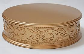 gold cake stands 17 inch gold cake stand