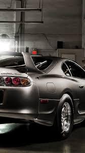toyota supra logo download 720x1280 toyota supra back view spoiler tuning cars