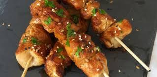 cuisine asiatique facile brochettes de poulet esprit asiatique facile et pas cher recette