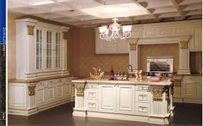Vintage Metal Kitchen Cabinets Home Furniture Design by Witching White Color Wooden Antique Kitchen Cabinets Featuring