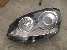 volkswagen xenon factory oem 05 09 vw jetta golf xenon hid headlight headlamp
