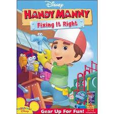 handy manny fixing frame walmart