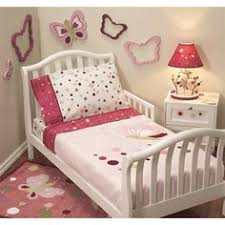 Toddler Bedding For Crib Mattress Disney Minnie Mouse Hearts And Bows 4 Toddler Bed Set