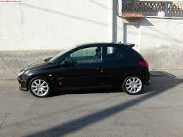 peugeot 206 xsi peugeot 206 diesel 1 6 hdi 110cv ofertas vehículos de calle