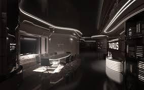 futuristic interior design home decor futuristic office interior