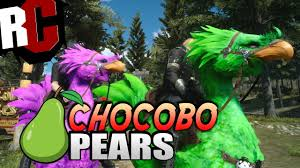 Exotic Color Names by Final Fantasy Xv All Chocobo Pear Locations Exotic Colors For